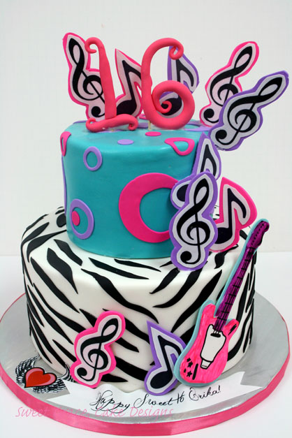 Sweet-16-Cakes-NJ-Rock-Star-Custom-Cakes