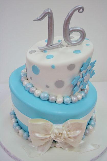 Sweet-16-Cakes-NJ-Winter-Wonderland-Custom-Cakes