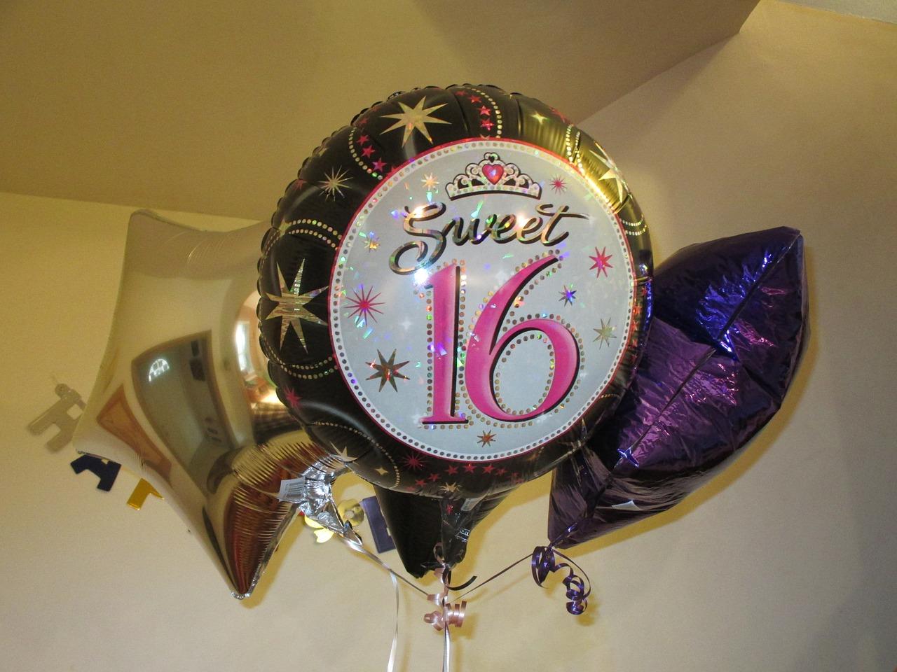 Zo organiseer je een leuke goedkope sweet sixteen for Leuke versiering